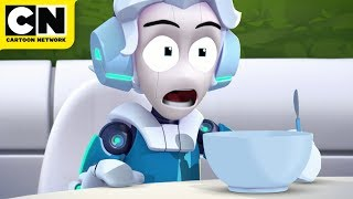 Mega Man: Fully Charged | Ice Man's Day Out | Cartoon Network