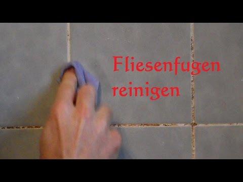 Bodenfliesen richtig reinigen
