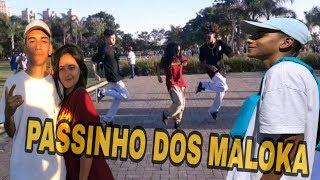 ENCONTRO DE MALOKAS NO VILLA LOBOS (PASSINHO DOS MALOKA)