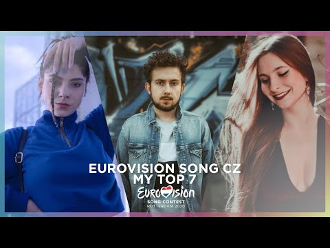 Eurovision 2020 - Czech Republic (National Final) | My Top 7