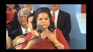 Oprah Winfrey Harvard University Commencement Speech 5/30/2013 | Part 1