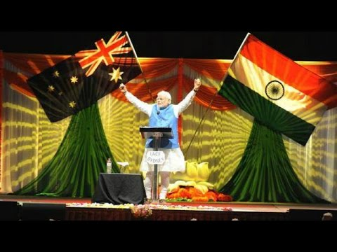 Narendra Modi's speech At Sydney's Allphones Arena - Part 3
