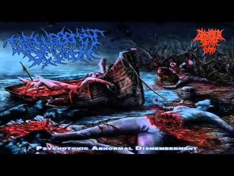 Disfigurement Of Flesh - Psychotonic Abnormal Dismemberment (Re-Issue) (2014) {Full-Album}