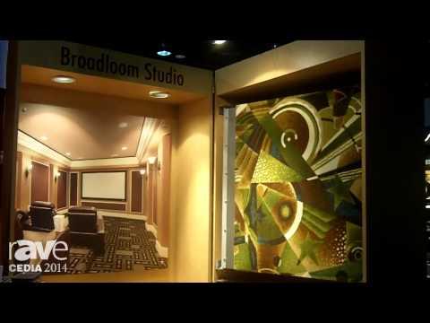 CEDIA 2014: Joy Carpets Has a Home Theater Carpet Line All AV Integrators Should Be Selling