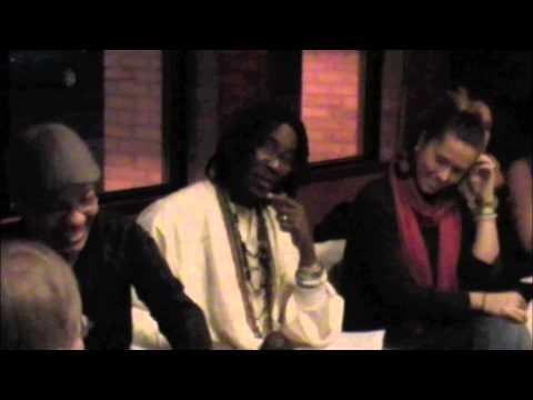 """3er Festival Anual de Cine 2012, Minnesota-Cuba: Discusión después de ver """"Nosotros, la Música"""""""