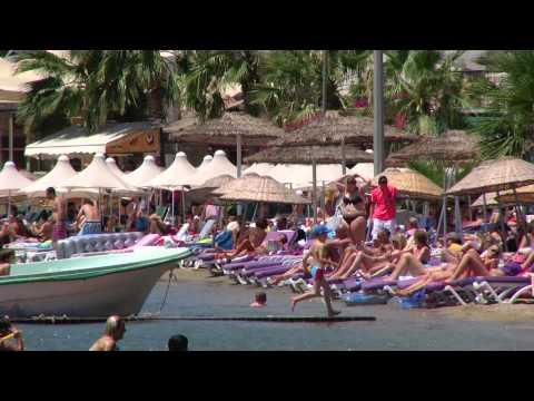 Sami Beach Hotel, Bodrum, Turkey - Unravel Travel TV