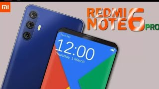 Red Mi Note 6 Pro Unboxing and First look 3.28 MB