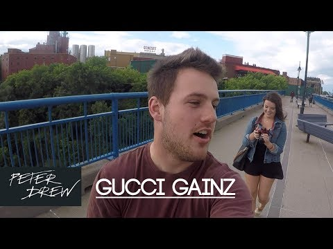 Birthday Month Vlog 20 : Gucci Gainz