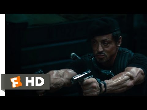 The Expendables (1 12) Movie Clip - Greedy Pirates (2010) Hd video