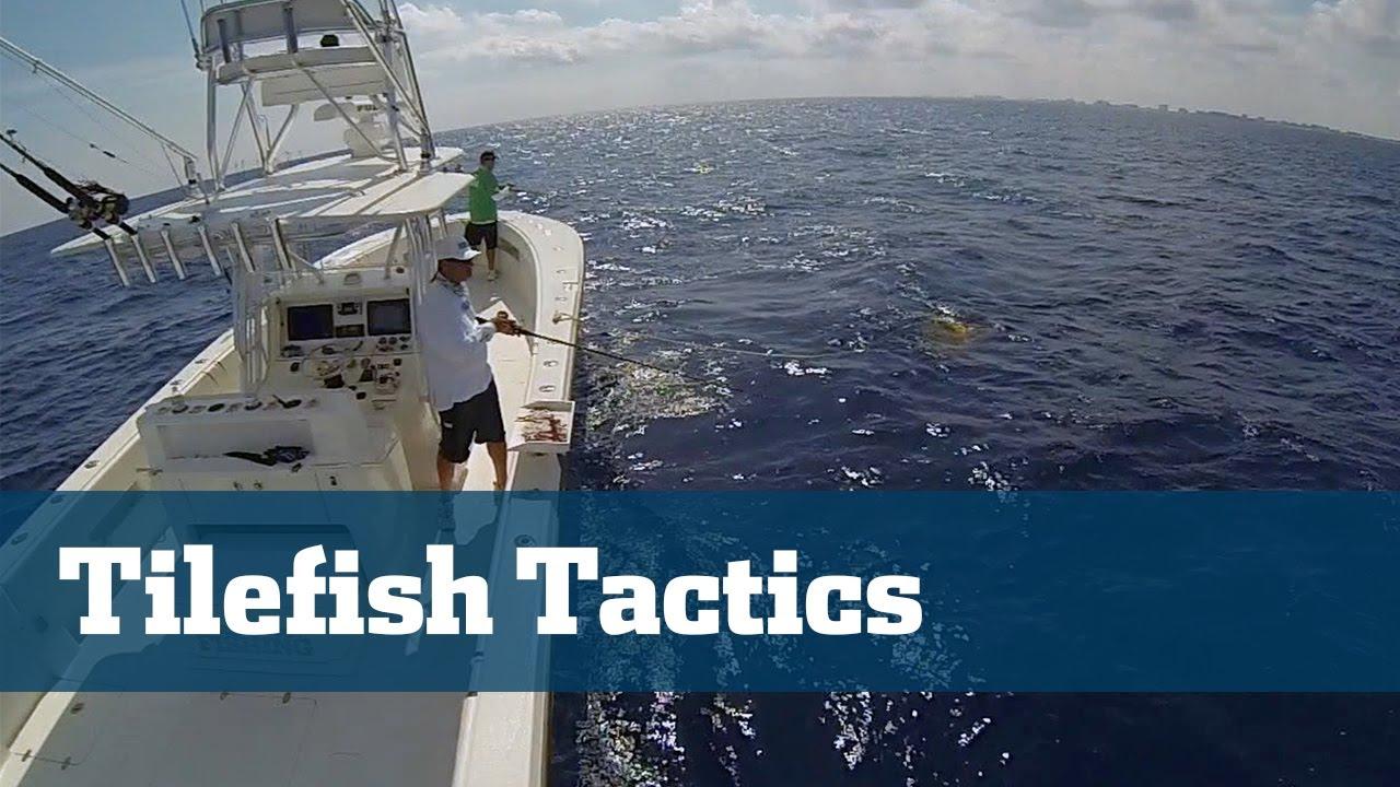 Tilefish Deep Drop Rig