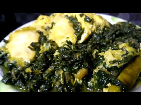 Palak egg recipe easy recipe for breakfast
