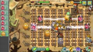 Plants Vs Zombies 2 - Epic Quest - Electrical Boogaloo - Step 10