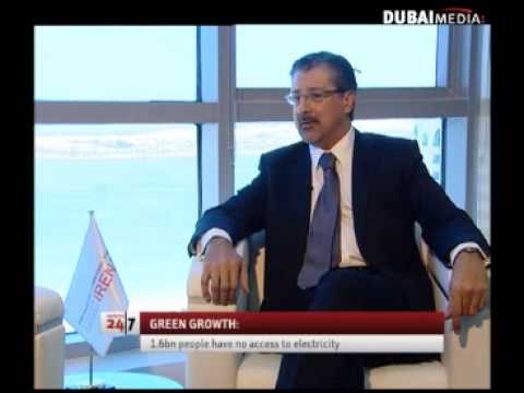 IRENA Director-General Adnan Z. Amin Interview with Emirates 24|7