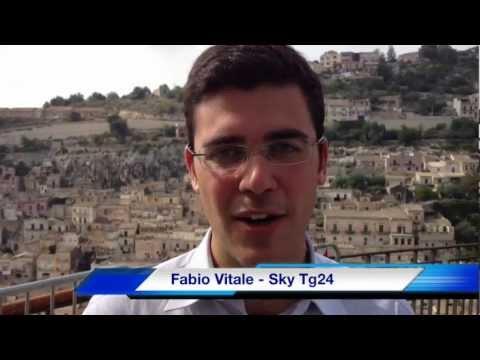 """Sky Tg24 a Modica – """"Viaggio in Sicilia"""""""