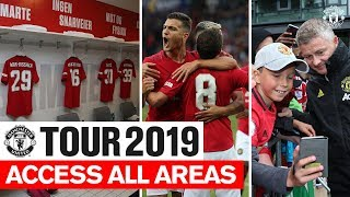Access All Areas v Kristiansund | Tour 2019 | Behind the Scenes at Manchester United