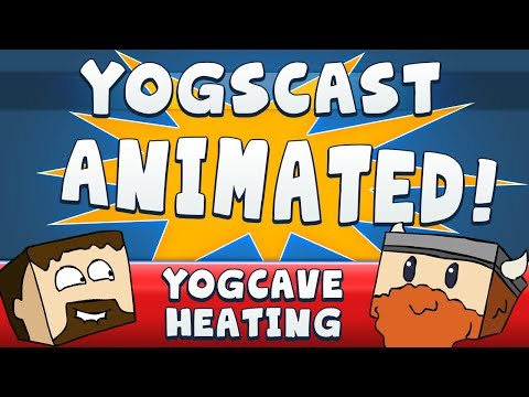 Lewis & Simon Animated - Yogcave Heating