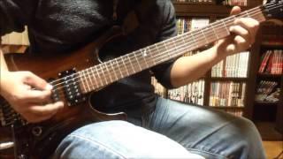 1/3の純情な感情/SIAM SHADE Guitar Cover