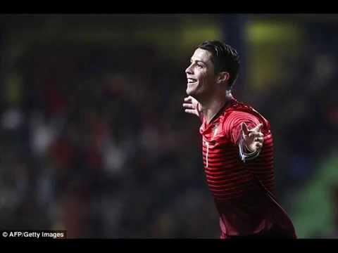 PORTUGAL VS GHANA 2-1 RONALDO AMAZING GOAL AMAZIIIIING GOAL
