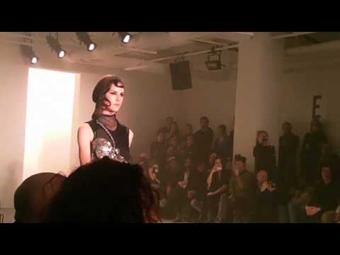 threeASFOUR presentation at Fashion Week 2010