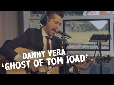 Danny Vera - 'Ghost of Tom Joad' (Bruce Springsteen cover) live @ Ekdom In De Ochtend