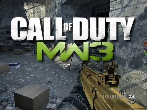 MW3 - Having Fun with Strangers! #1 (Ordering Pizza and Donkey Semen)
