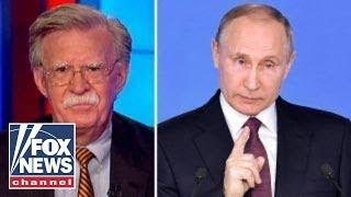 Amb. John Bolton: Putin is making a propaganda claim