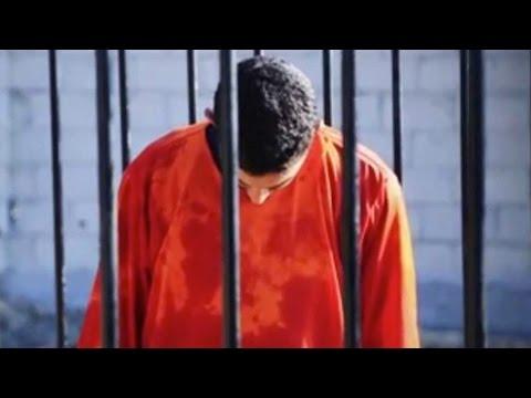 Jordanian Pilot Burned Alive in ISIS Video thumbnail