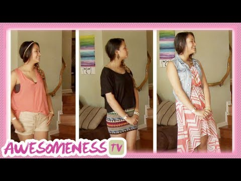 Make Me Over - Macbarbie07 Makes Over Rachel - Make Me Over Ep. 3