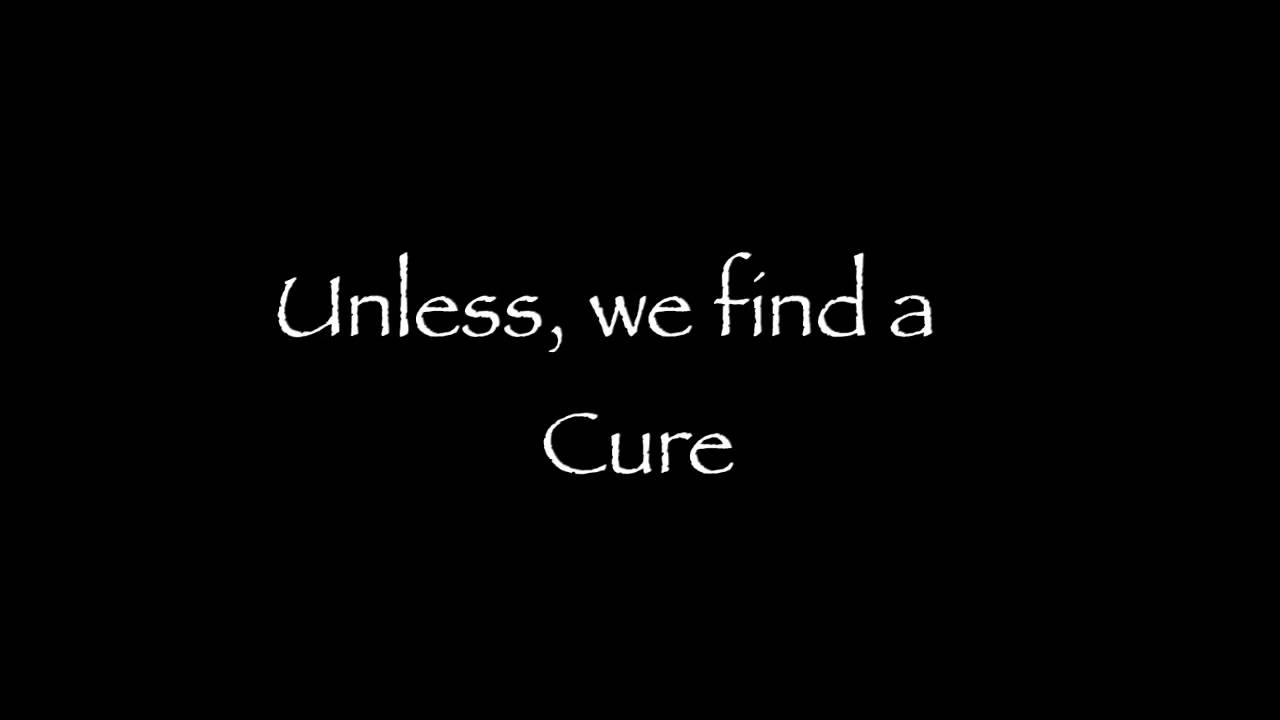 lyric the cure pic of you: