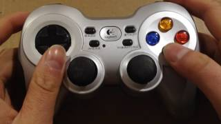 ASMR Long Nails On Game Controller & Natural Breathing Sounds