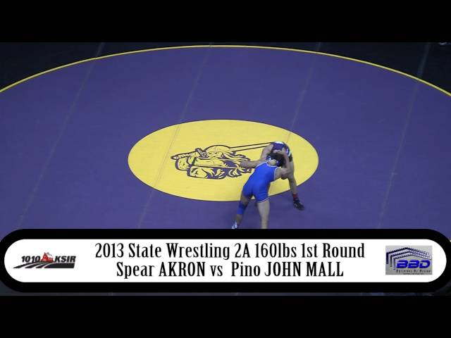 Austin Spear - 1st Round