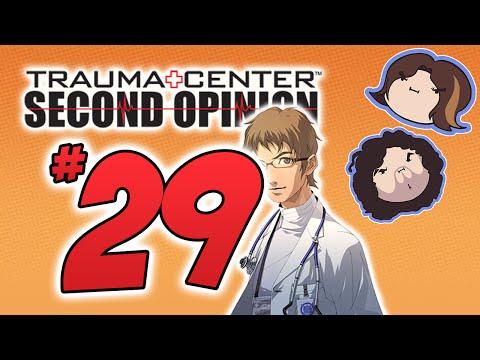 Trauma Center Second Opinion: Nano Machines - PART 29 - Game Grumps