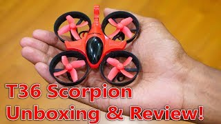 1000Rs Drone!! | T36 Scorpion RC Quadcopter Review & Flight Test