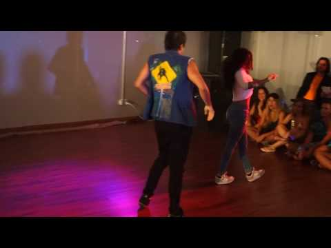 00079 ZLBF2016 Artistic Performance by Cleo and David ~ video by Zouk Soul