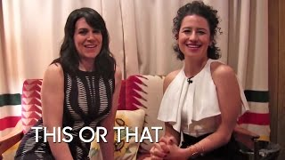 Would You Rather: Abbi Jacobson and Ilana Glazer