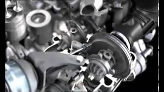 Mechanism of How the Twin Turbo Engine