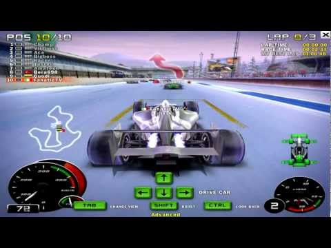 Arctic Superstar Racing 2013 Games cargames free race v8 play online video vip