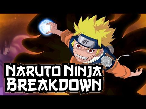 Naruto Uzumaki Nine Tails Jinchuriki Part #1   Naruto Ninja Breakdown Ep. #1 w/ ShinoBeenTrill thumbnail