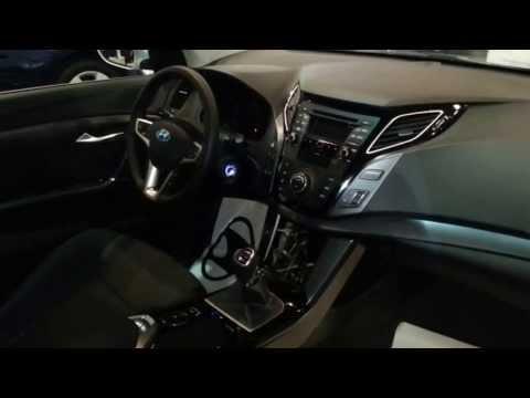 interior Nuevo Hyundai i40 2014 versión para Colombia FULL HD