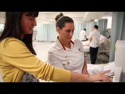 Study Health Sciences at ACU