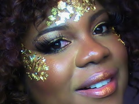 Greek Goddess Makeup 2012