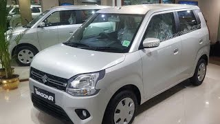 New Wagon R Interior & Exterior Full View | Trends Tamil |