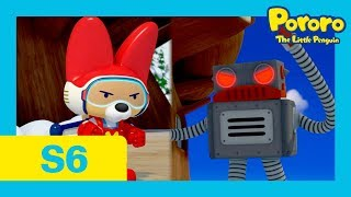 Pororo Season 6 | #17 Super Eddy's Super Fiasco! | Let's meet super hero Eddy!
