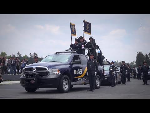 Mancera 'escuda' DF con nuevas patrullas
