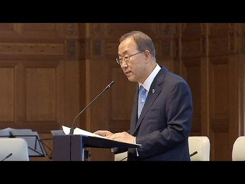 Attaque chimique en Syrie : Ban Ki-moon demande du temps pour établir les faits