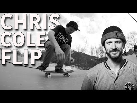 The Chris Cole Flip!