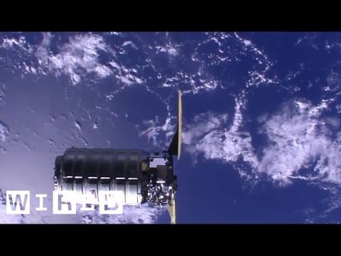 NASA Sets a Fire in Space—For Science!