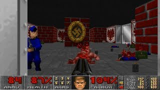 Illuminatus [Doom II] Map 15 UV-Max in 24:17
