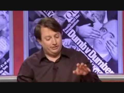 David Mitchell on John Prescott - The 'Wasp Cake' Theory