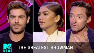 Zendaya is 'The Queen Of All Things' w/ Zac Efron In 'The Greatest Showman' | MTV News